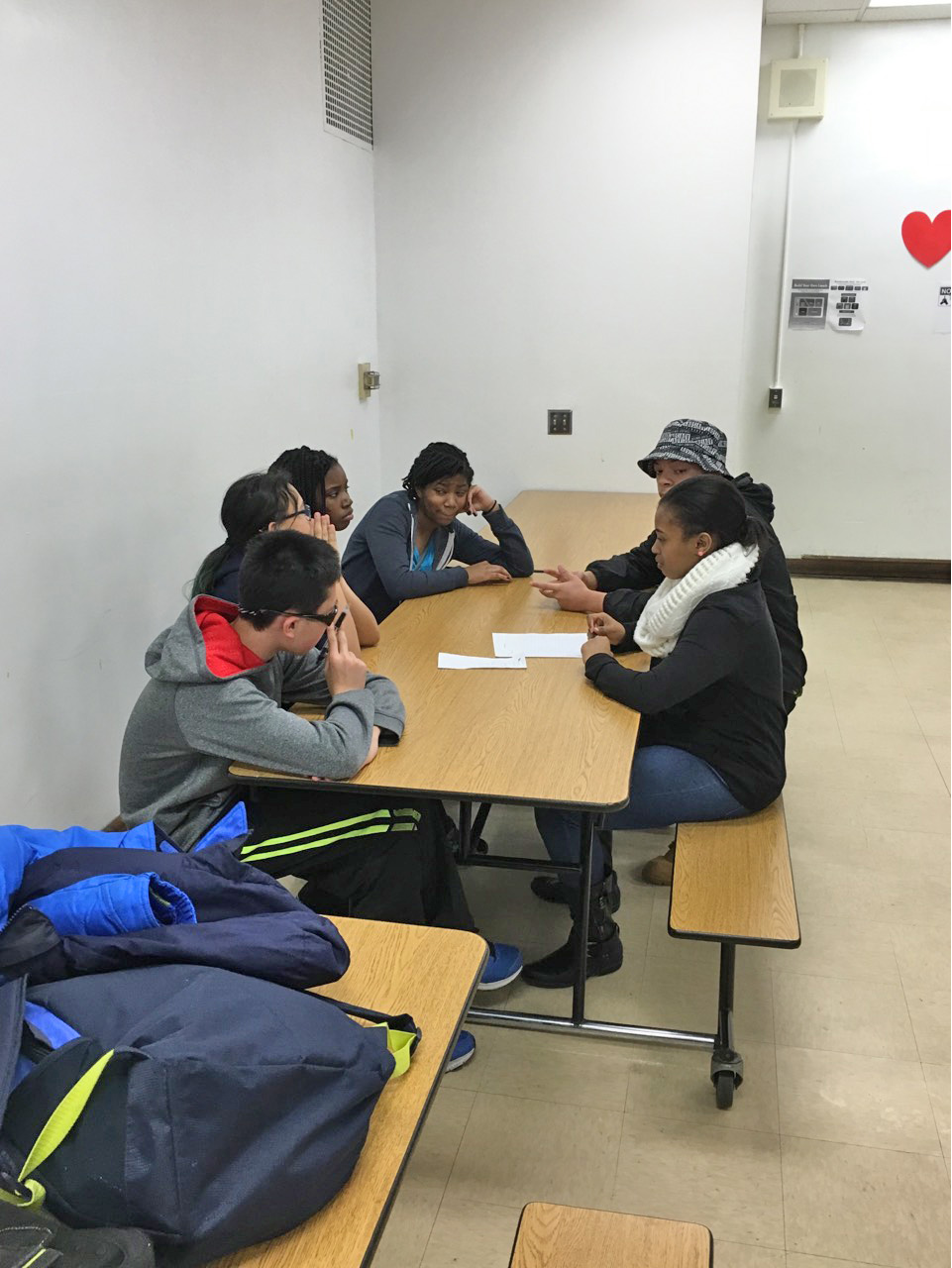 Act Scores For Colleges >> Coaching Elementary Students | Gwendolyn Brooks College ...