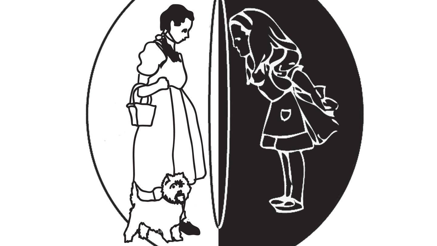 Logo of Dorothy meets Alice