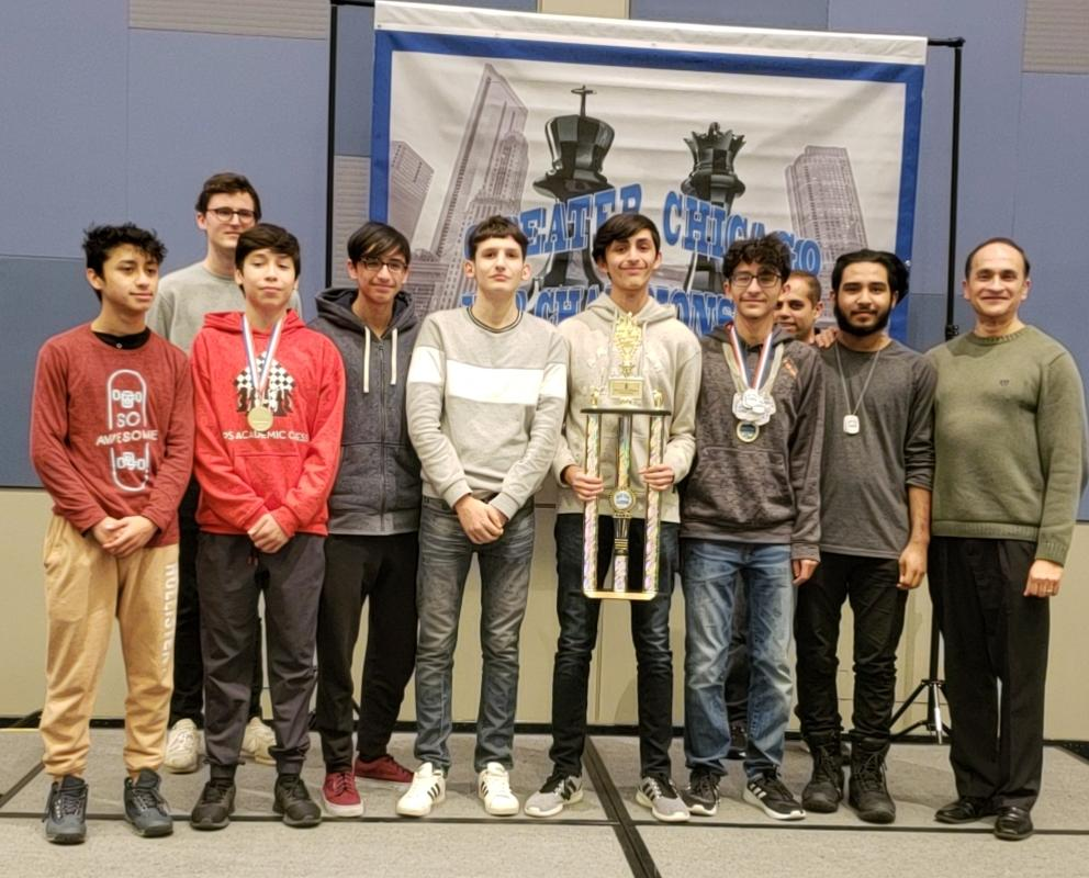 Brooks Chess Team