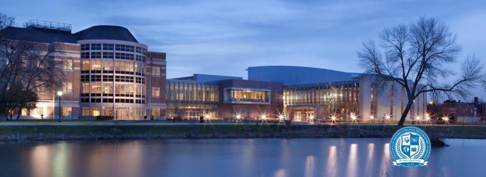 Photo of Brooks building.